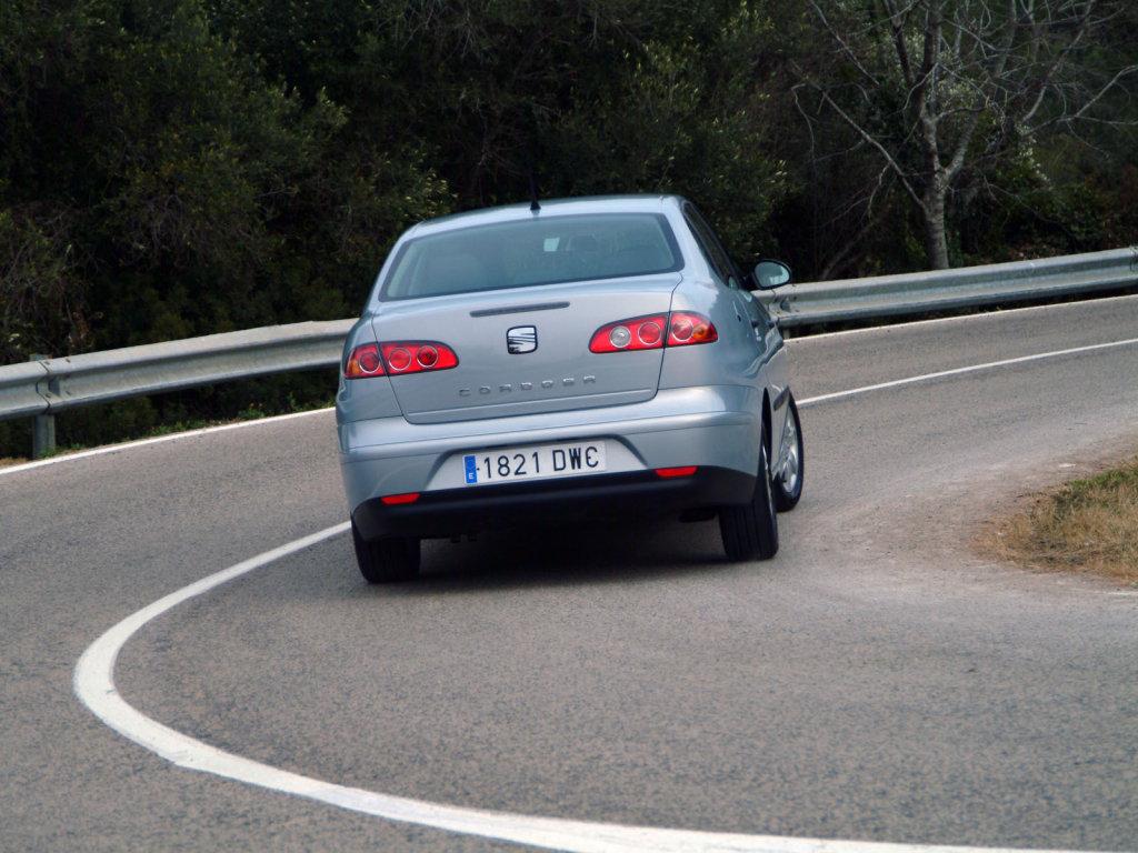Фото каталог авто SEAT Cordoba…