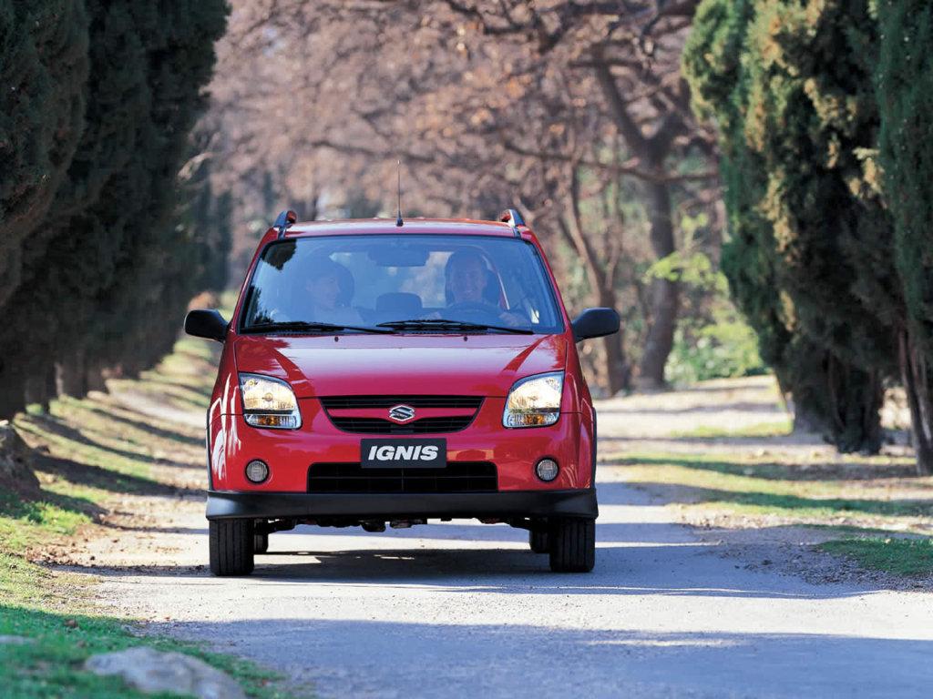 Фотографии Suzuki Ignis (Hungary…
