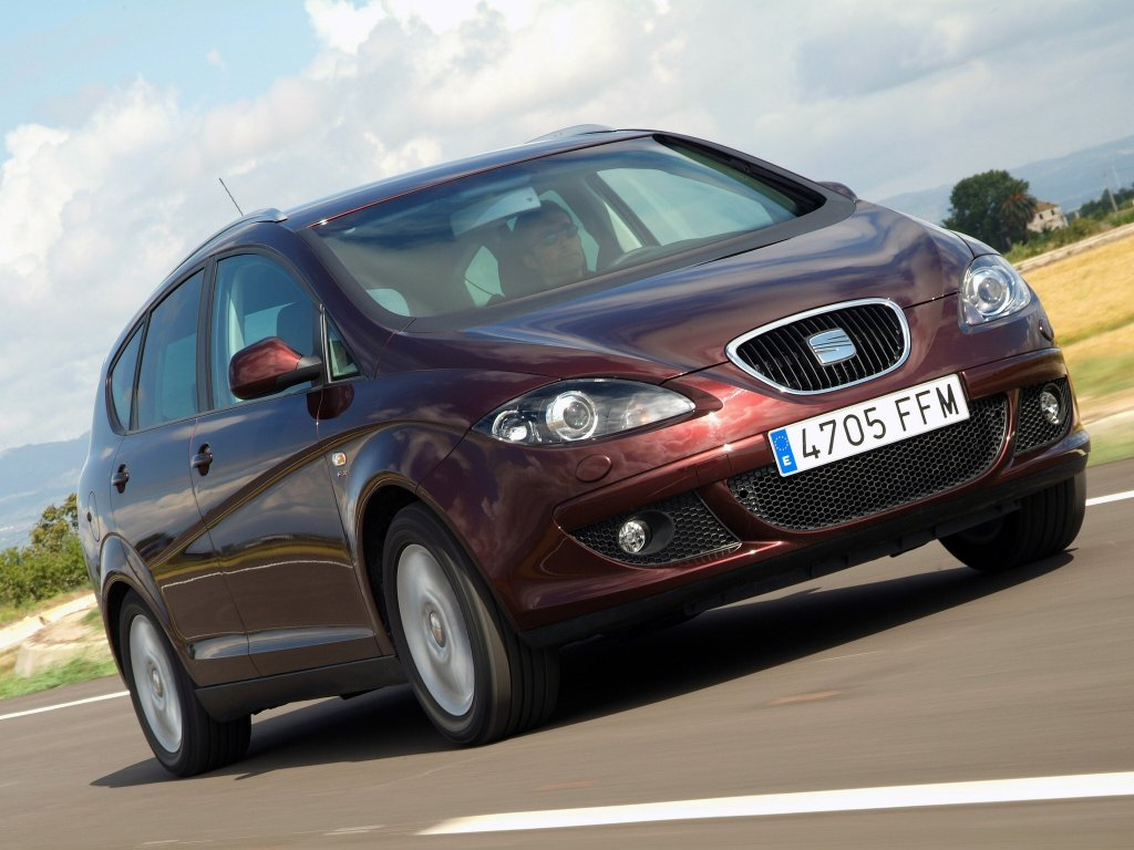 Seat Altea Altea XL, фото…