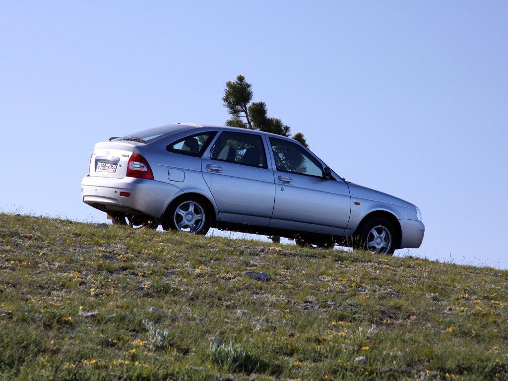 Видео с ВАЗ Lada Priora 2172.  Фот…