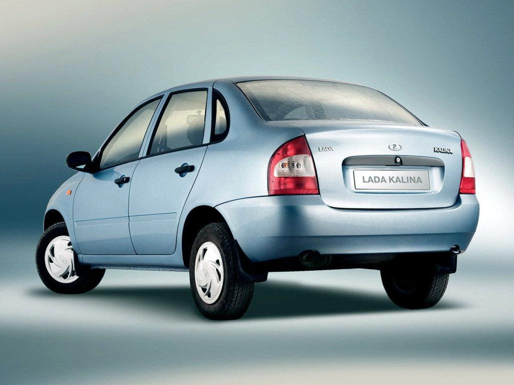 Фото нового авто ВАЗ (Lada) …