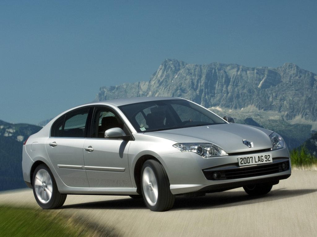 Фотографии автомобилей Renault …