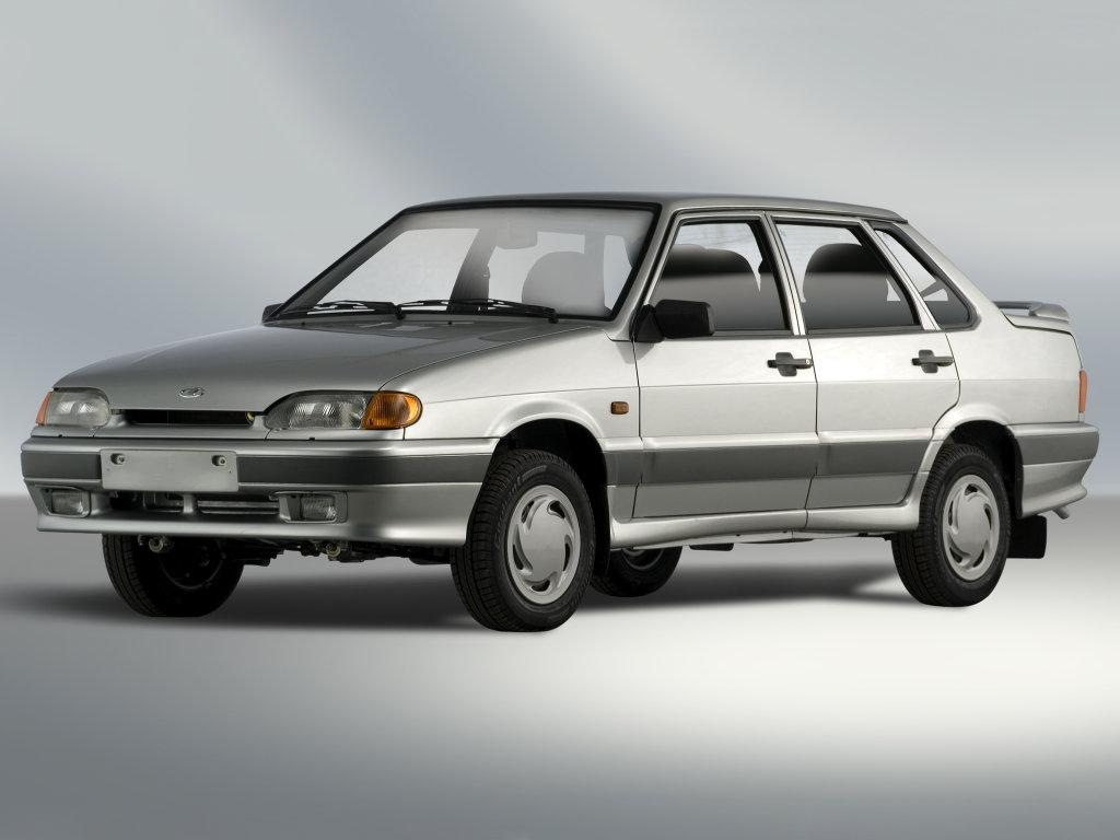 Lada Samara Sedan / ВАЗ 2115…