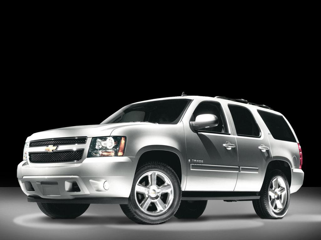 Chevrolet Tahoe - рамный полноразмер…