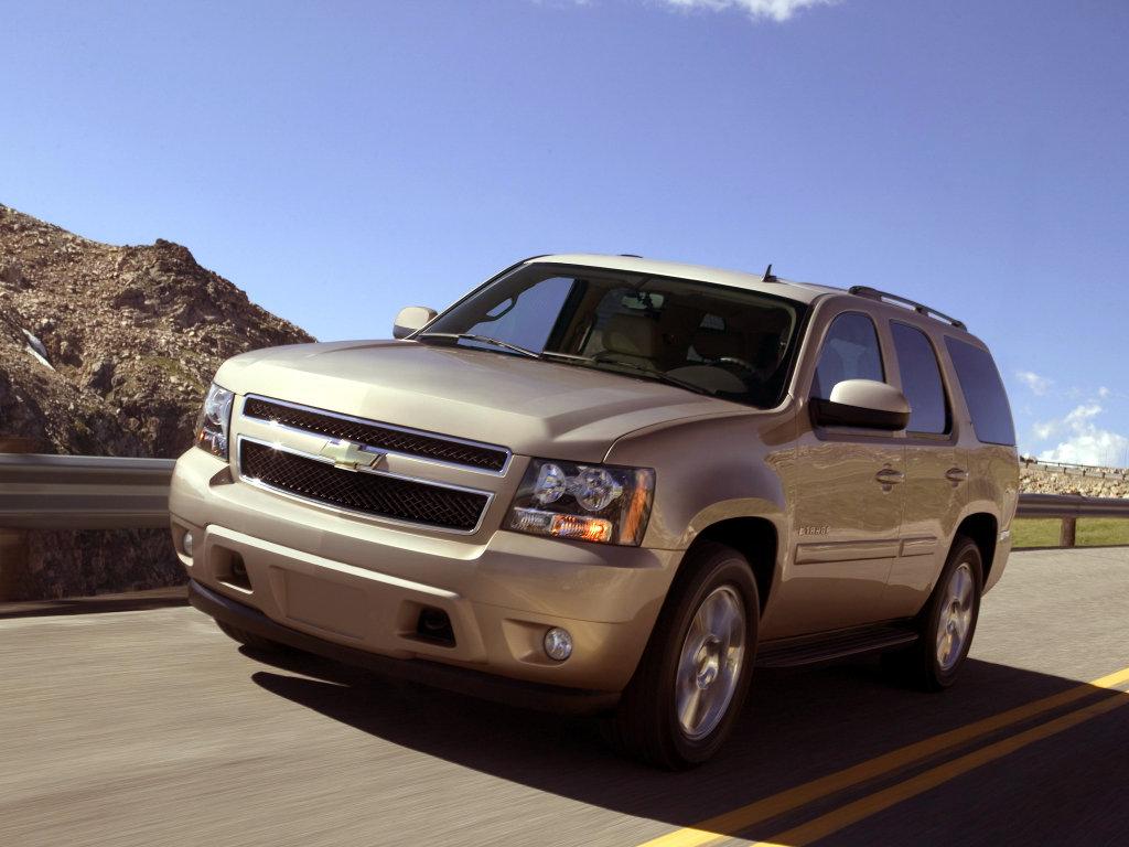 Фото 2007 Chevrolet Tahoe (Вне…