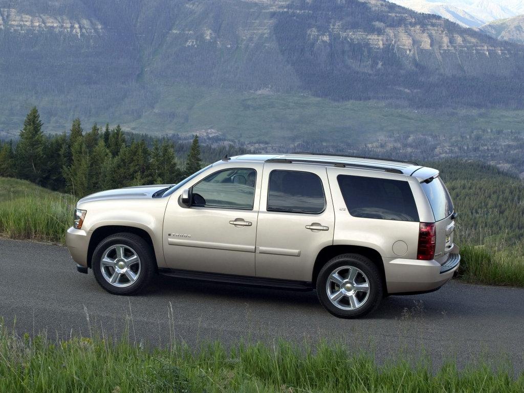 Фото Chevrolet Tahoe.  Обои на р…