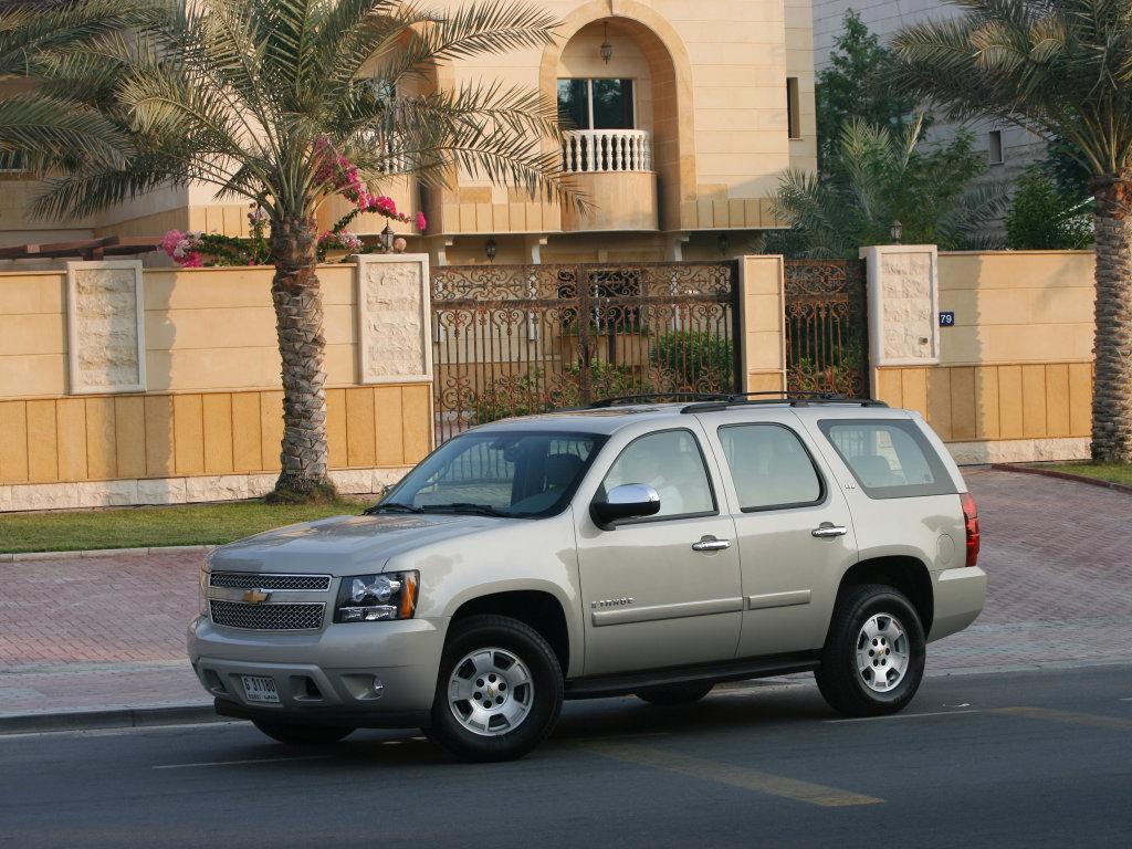 Chevrolet Tahoe Внедорожник фо…