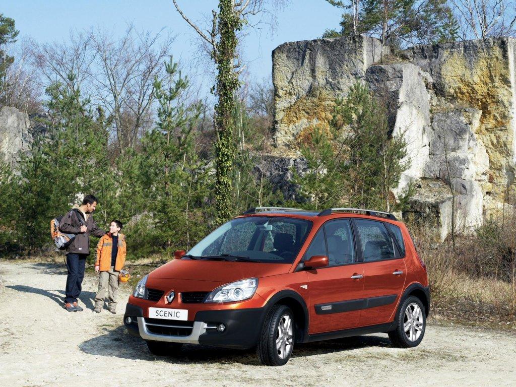 Завоеватель (Renault Scenic) - фот…