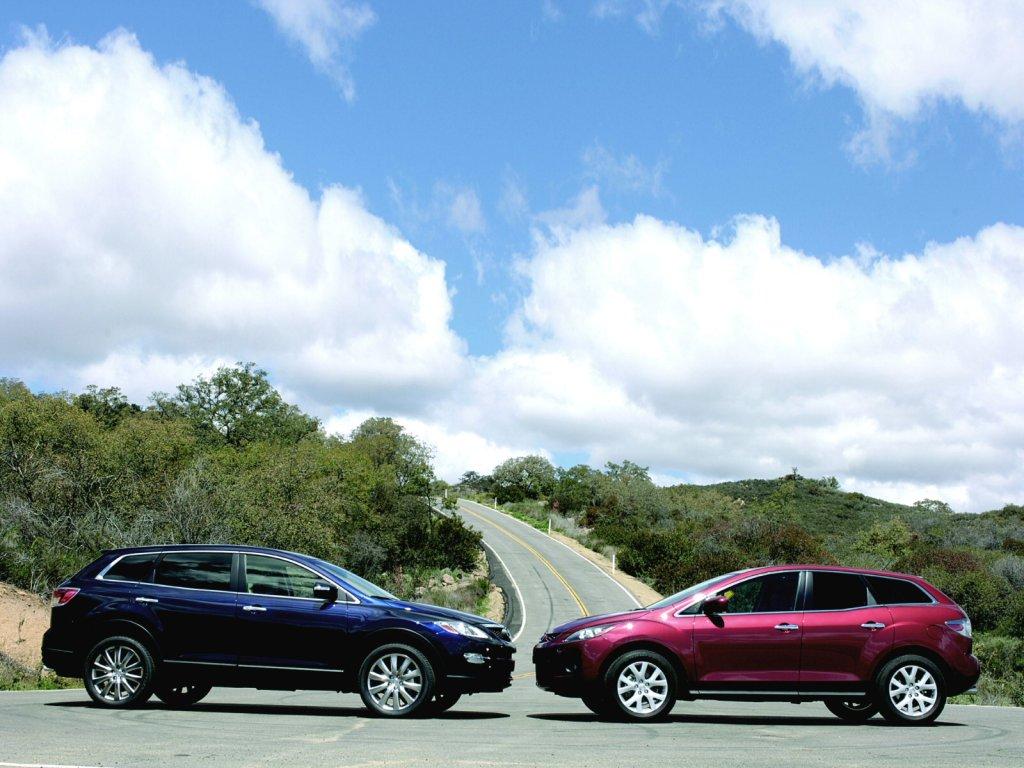 Фото Евгении Любимовой и Mazda M…