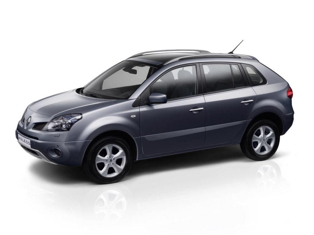 2010 Renault Koleos Кроссовер из…