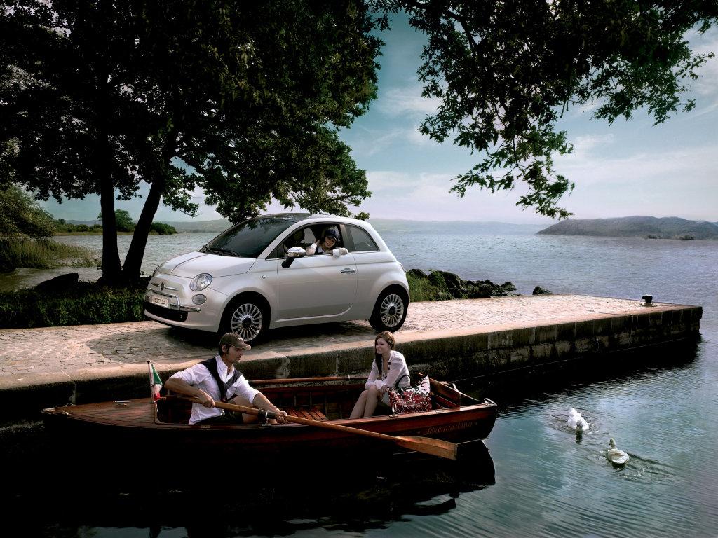 Fiat 500 - FIAT / Автомобили…