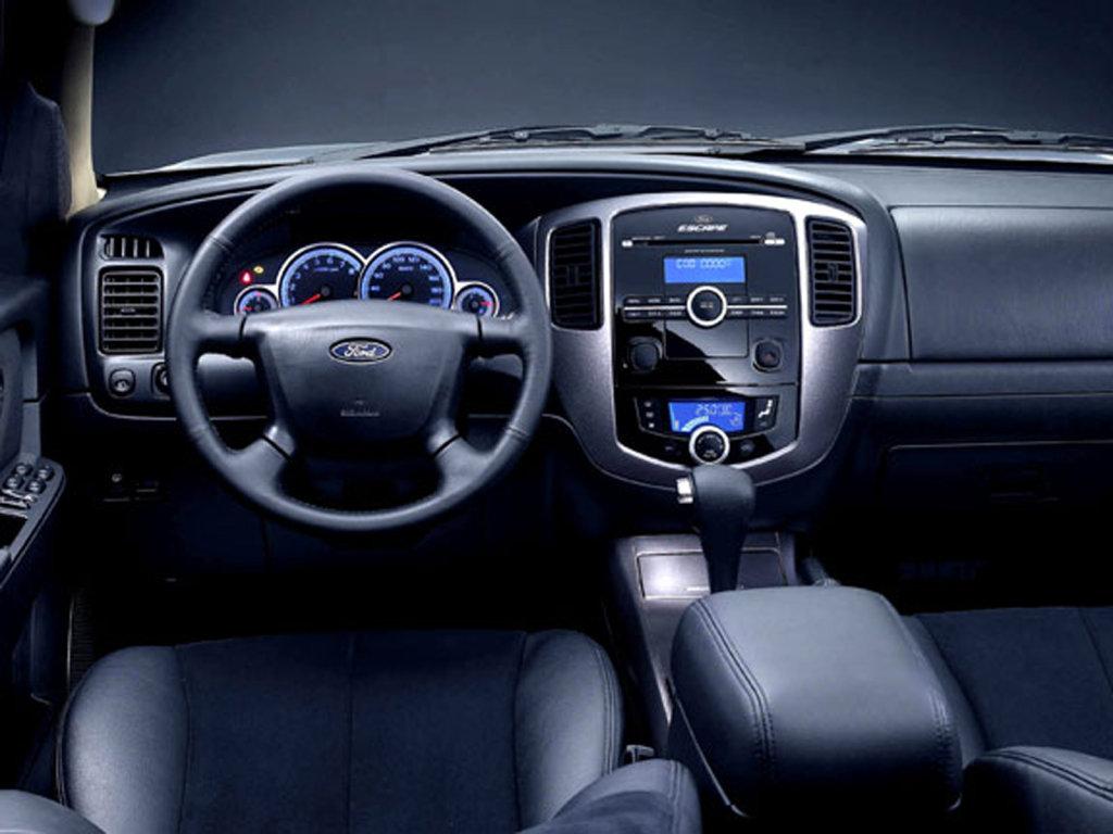 Фото Ford Escape 5.