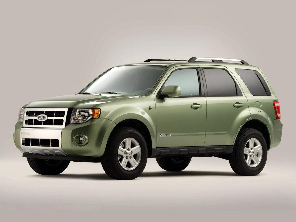 Ford Escape Hybrid 2008 фото…