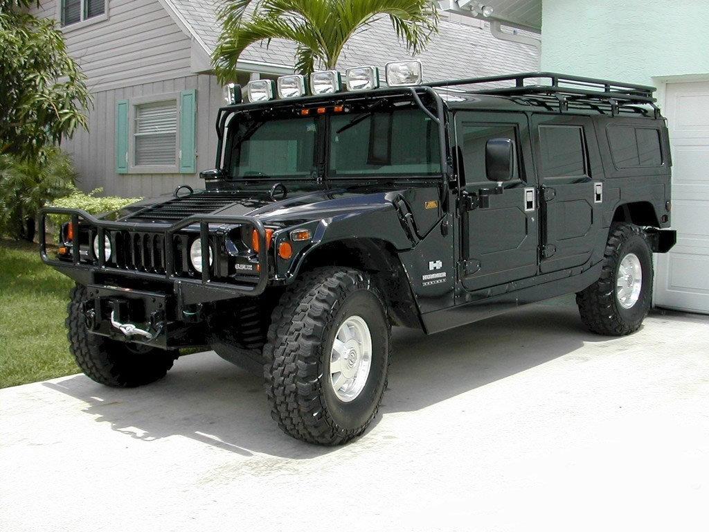 Hummer H1 4 Passenger Wagon (Хамме…