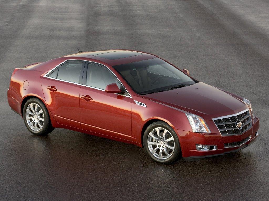 Специальные условия на Cadillac CTS!…