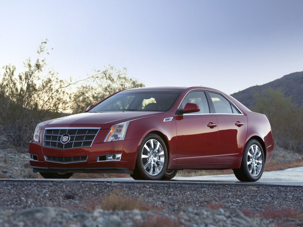 GM представила видео Cadillac CTS 20…