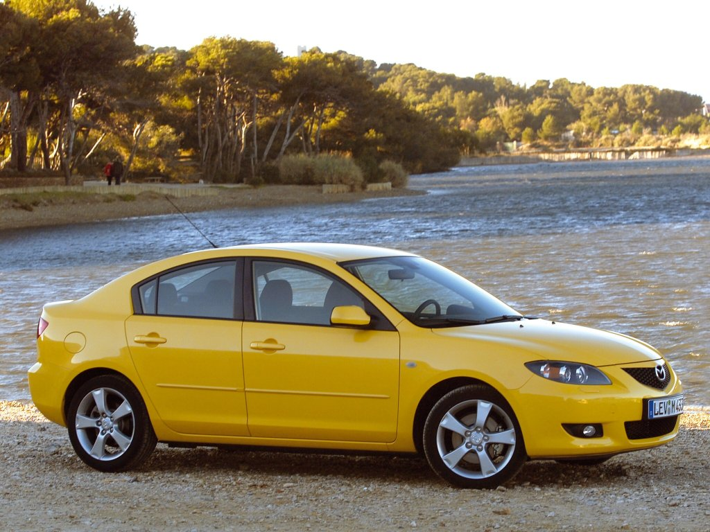 фото Mazda 3 Sedan 2004.…