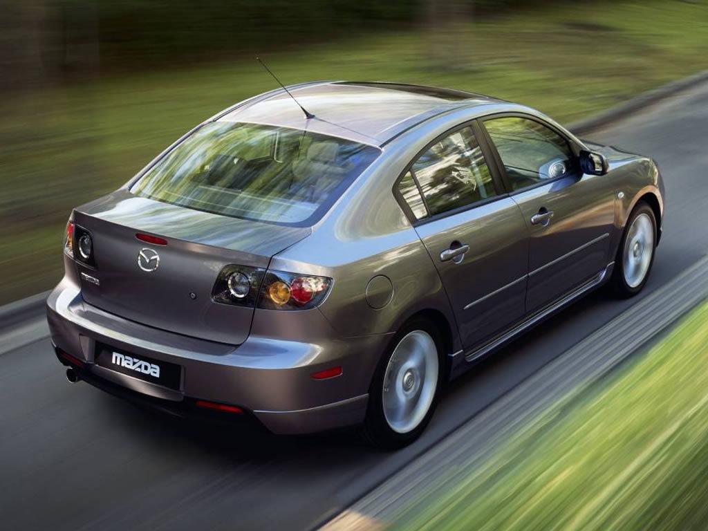 Mazda 3 фото 1659.  Фотограф…