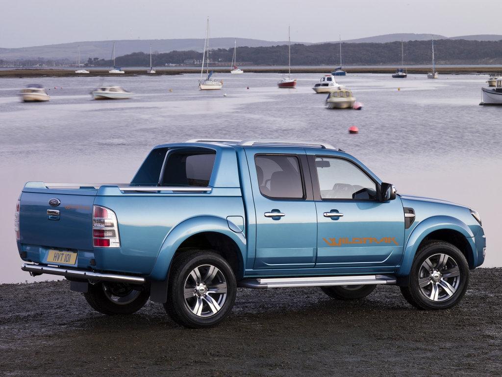 Ford Ranger Пикап изображение 9.…