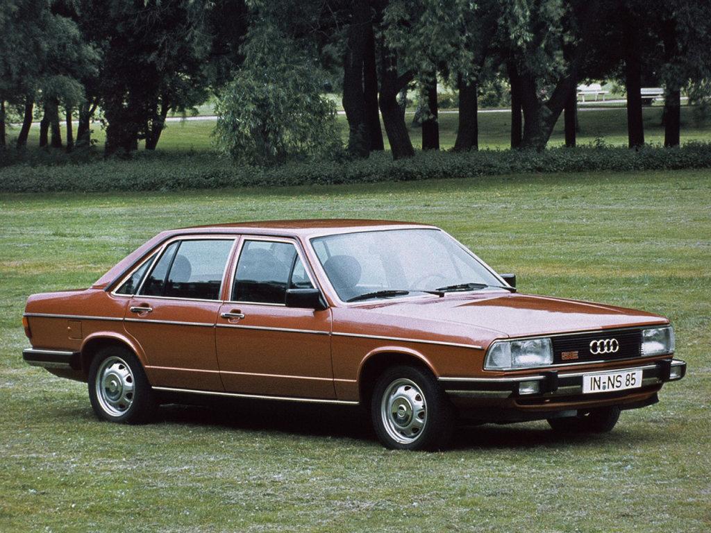 Audi 100 100 седан 1978 1982 ауди 100