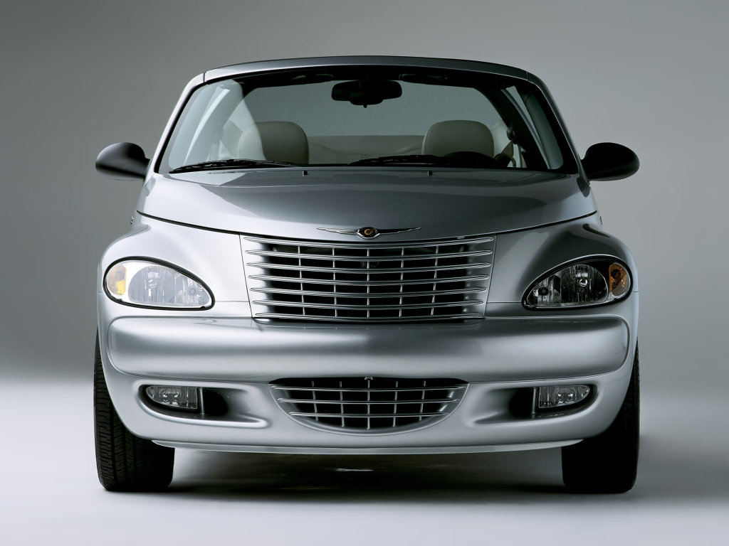 Фотографии автомобилей Chrysler PT Cruiser / Крайслер ПиТи Круйзер (2001 - 2005) Кабриолет.