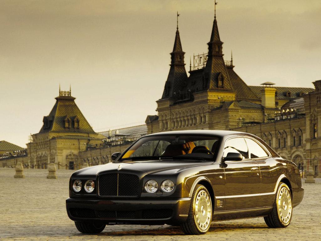 Bentley Brooklands.