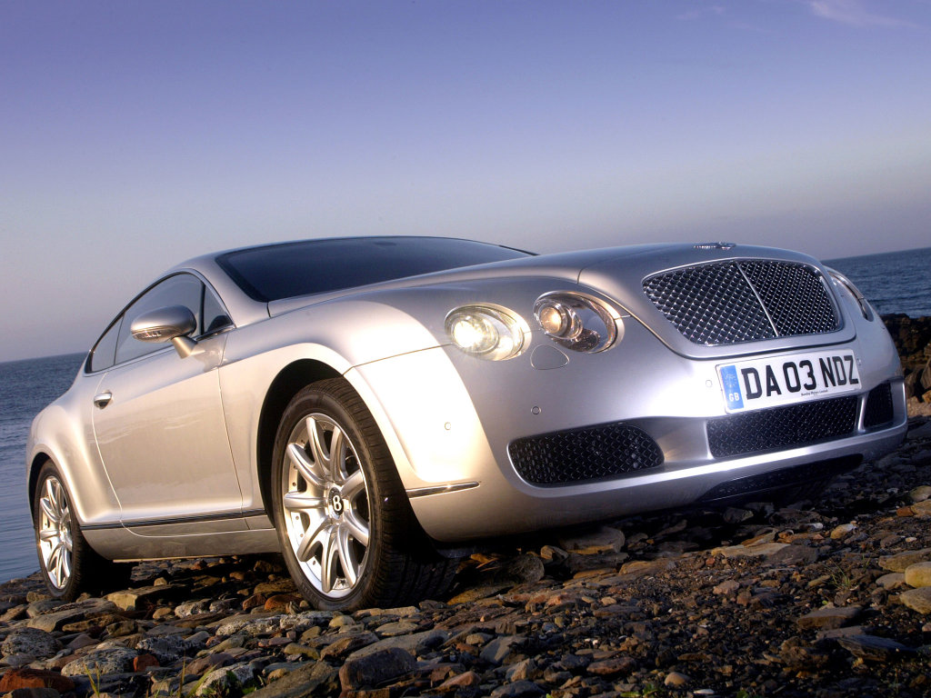 Фото Bentley Continental-G…