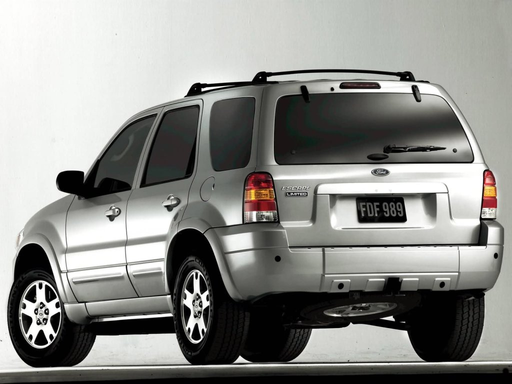 Ford Escape Limited: Фото 02…