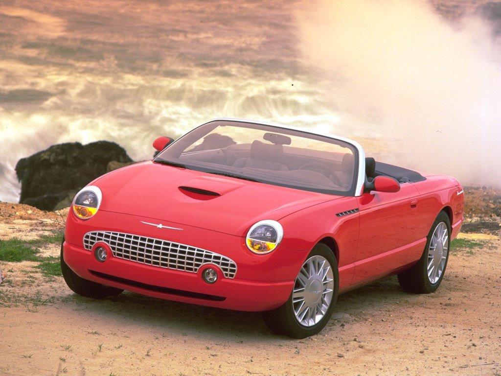 Фотографии автомобилей Ford Thunde…