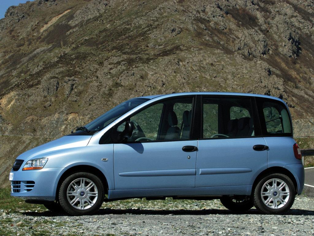FIAT Multipla 1.6 Naturalpower.