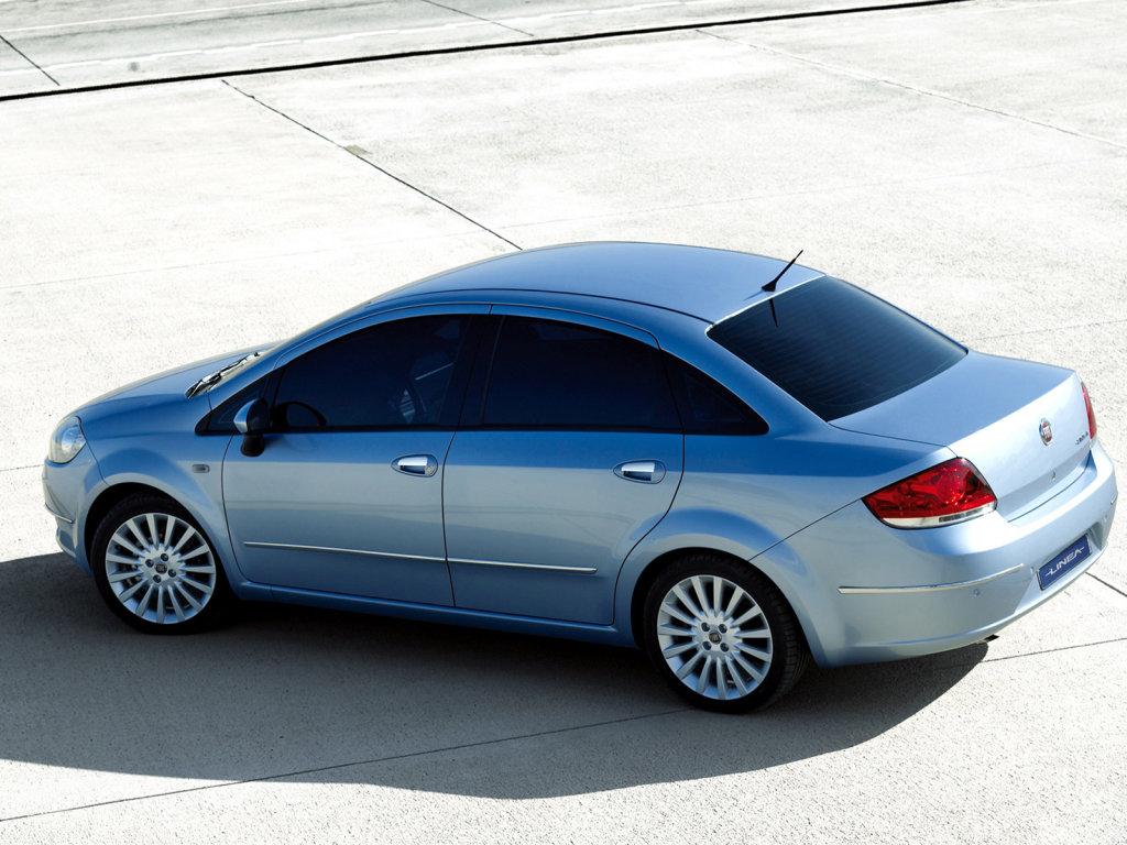 Фотографии FIAT Linea на сайте А…
