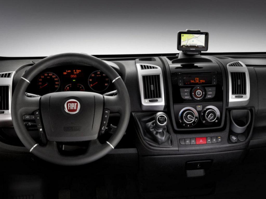 FIAT Duсato Фургон фото 5. …