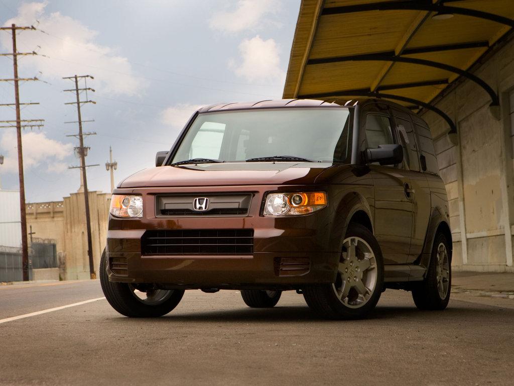 Honda запланировала для Element …