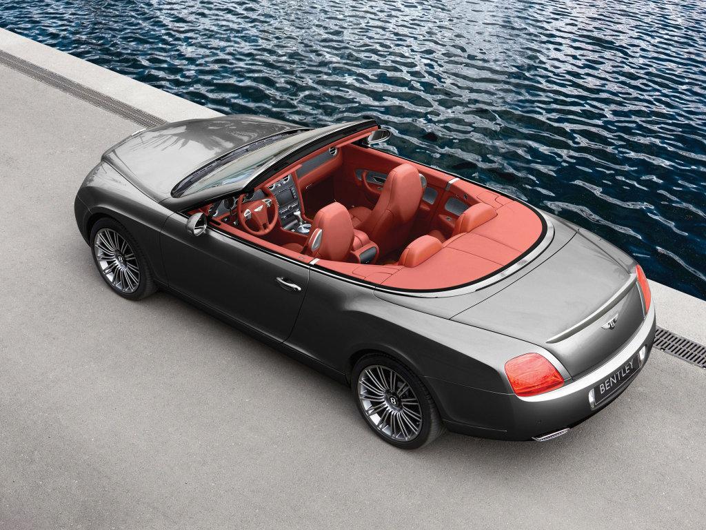 фото Bentley Continental GTC 11.