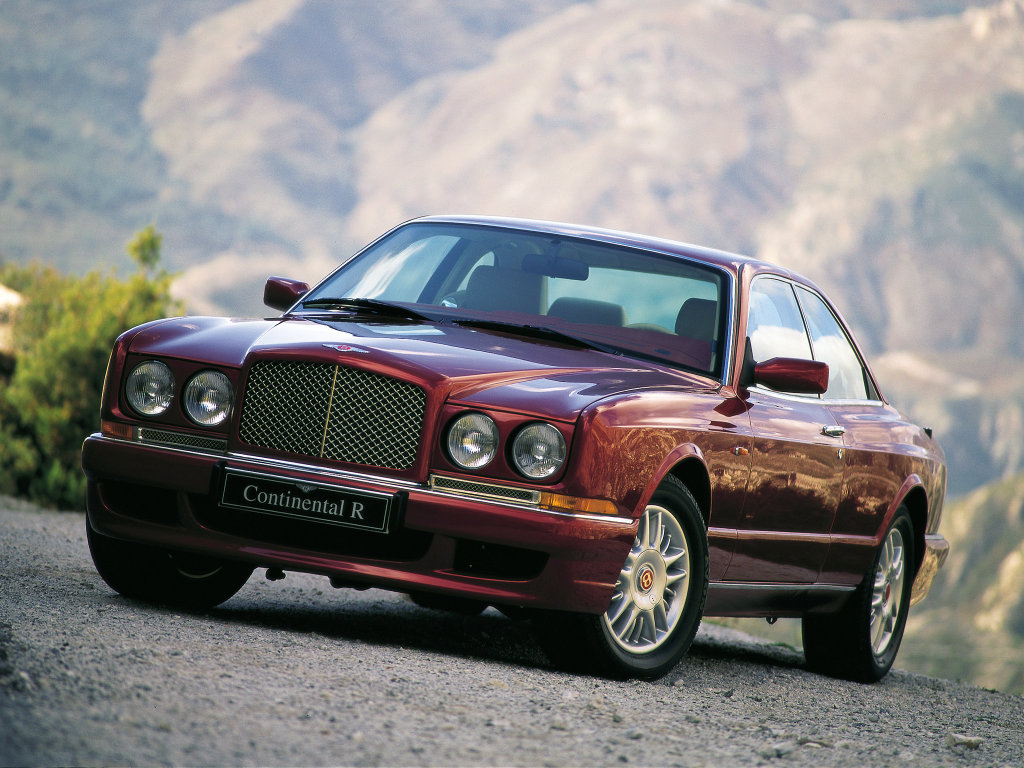 машины Бентли (Bentley) - фото…
