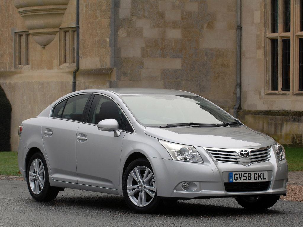 Протестирована новая Toyota Aven…