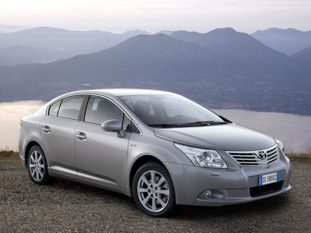 Хотите узнать больше о Toyota Av…