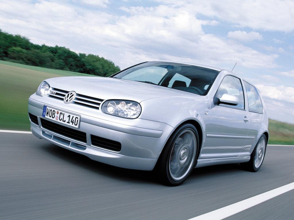 Volkswagen golf 4 фото 2