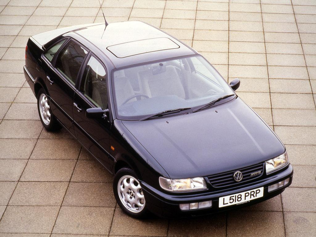 Volkswagen Passat B4 ВКонтак…