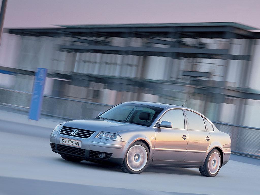 фото Volkswagen Passat IV B5+.