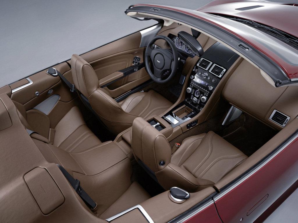 Aston Martin разрабатывает кабриол…