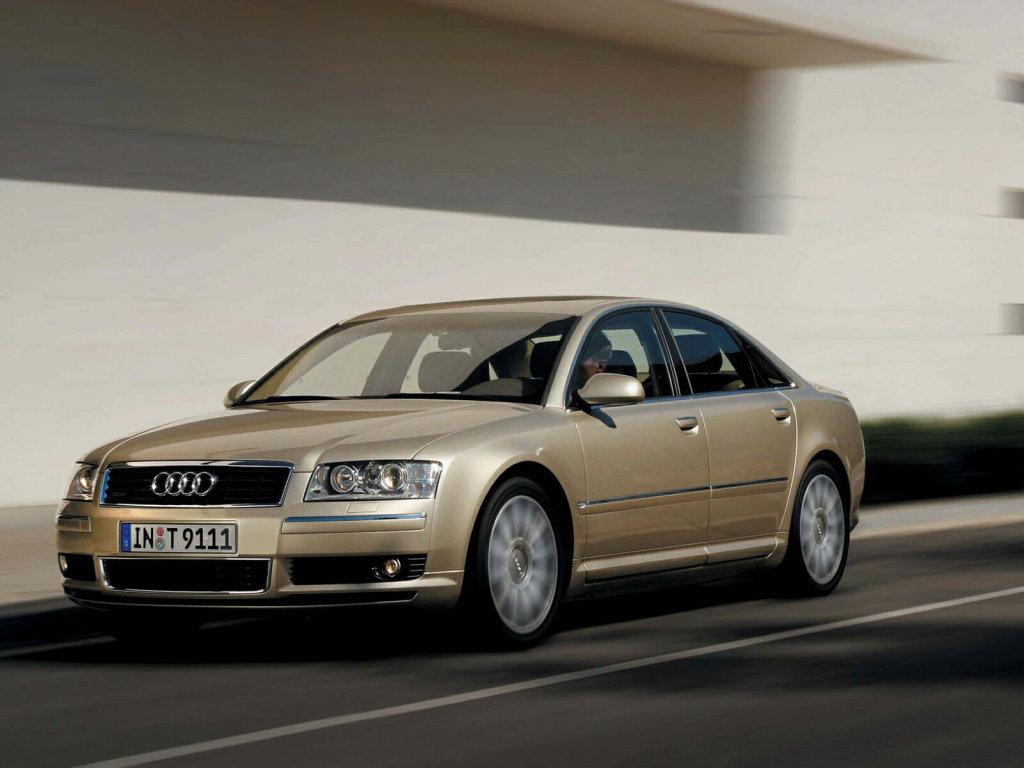 Фото автомобилей.  Audi.