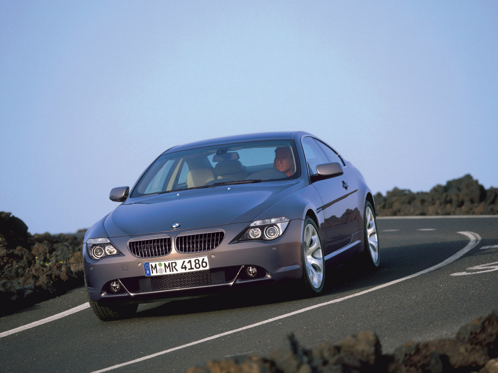 Фотографии BMW 6. Фото BMW 6…