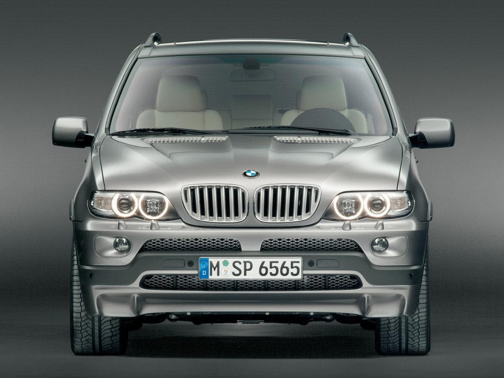 Фото 2003 BMW X5 (Внедорожник…