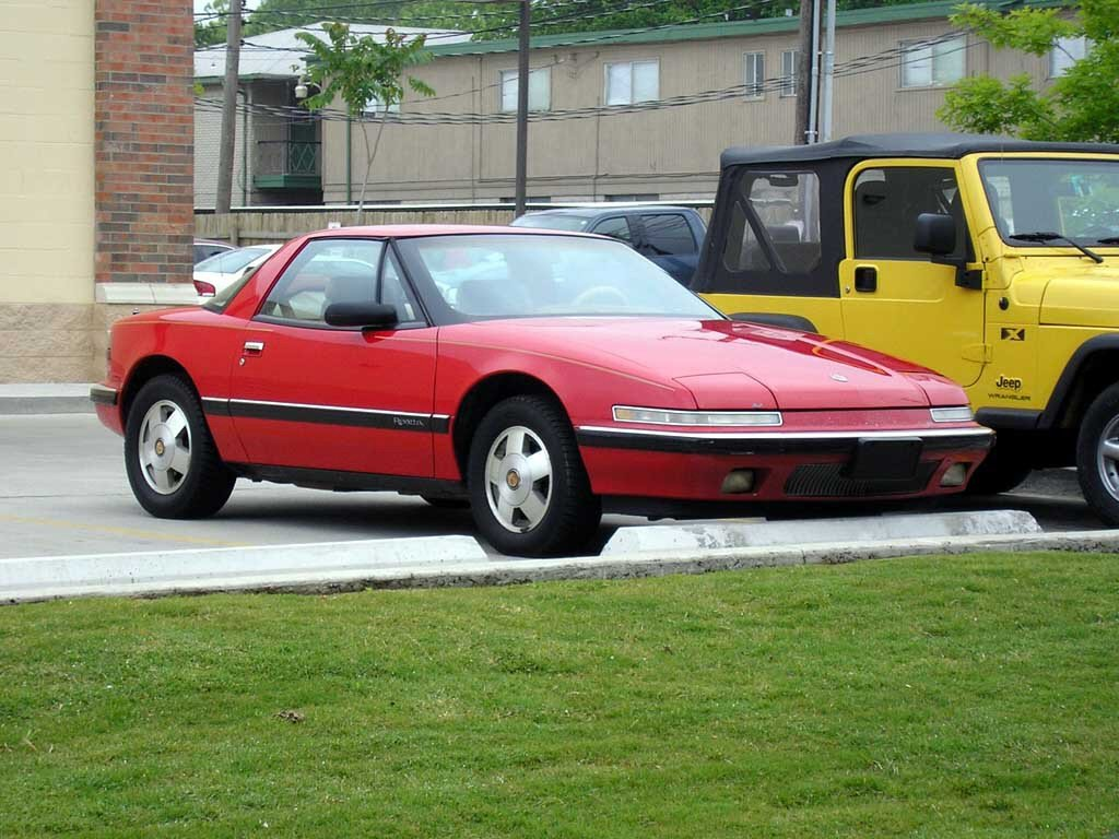1988 1991 buick reatta