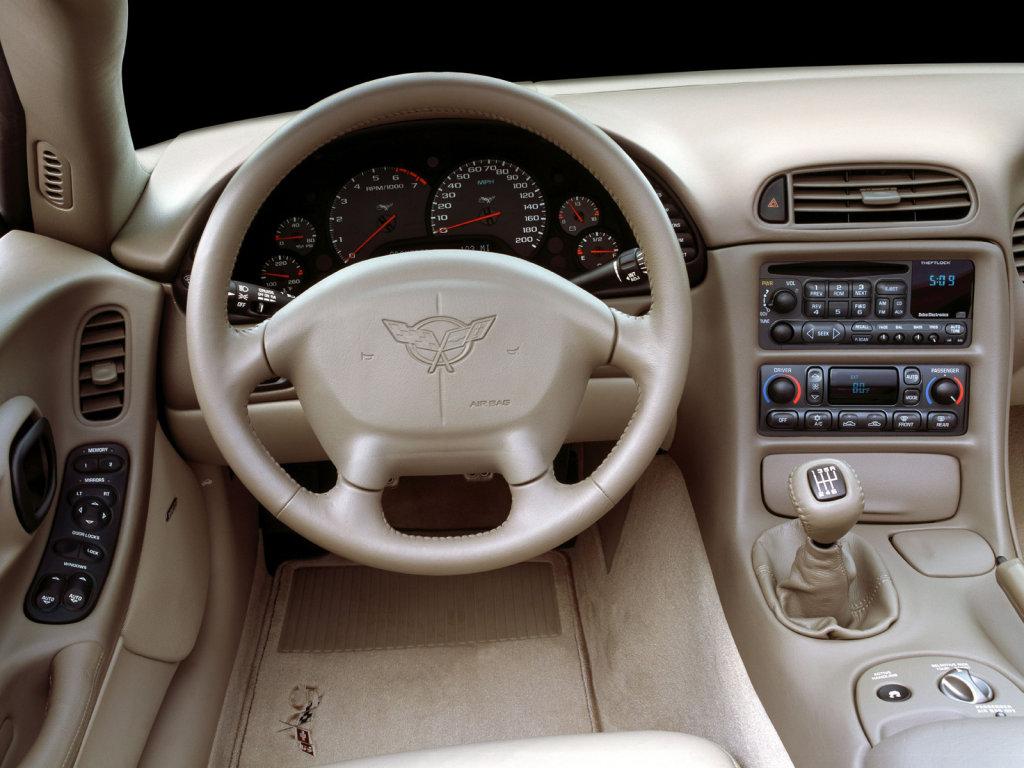 Chevrolet Corvette, Chevrolet…