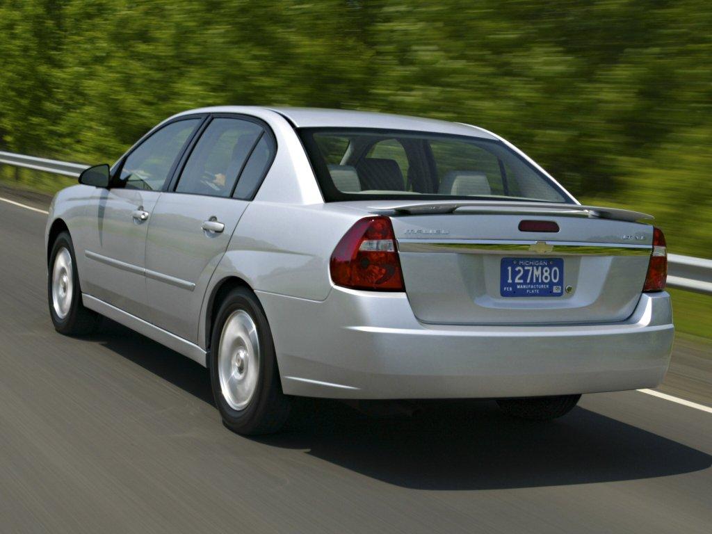 Chevrolet Malibu LT 2004. фото …