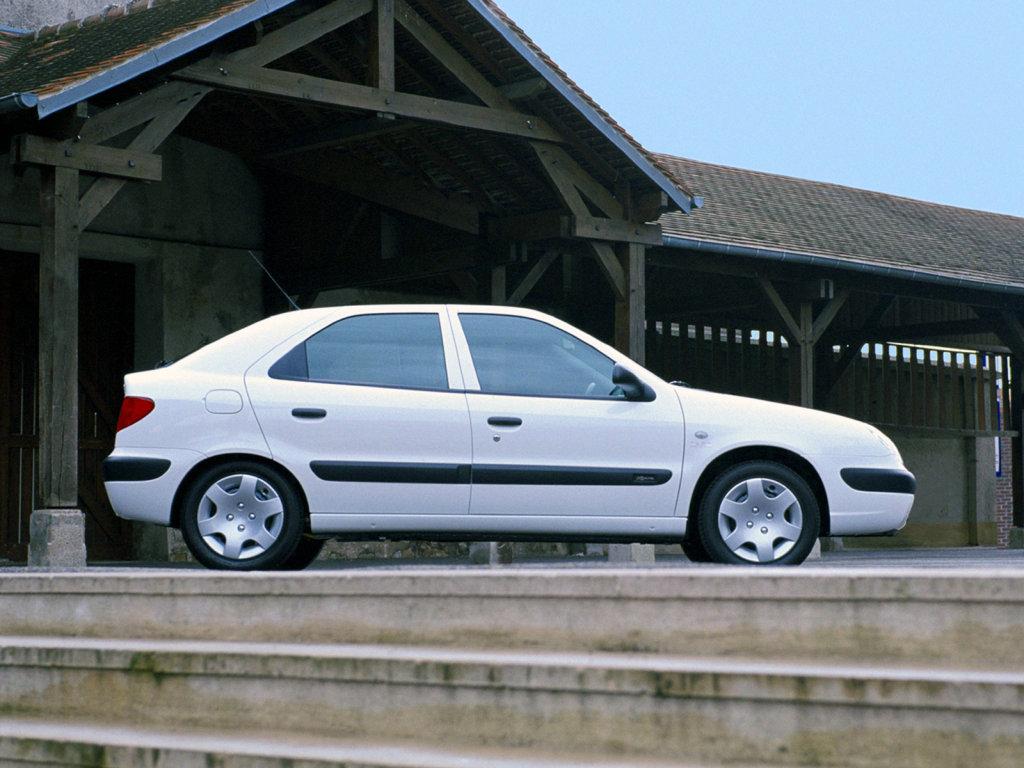Поколения автомобилей Citroen Xsar…