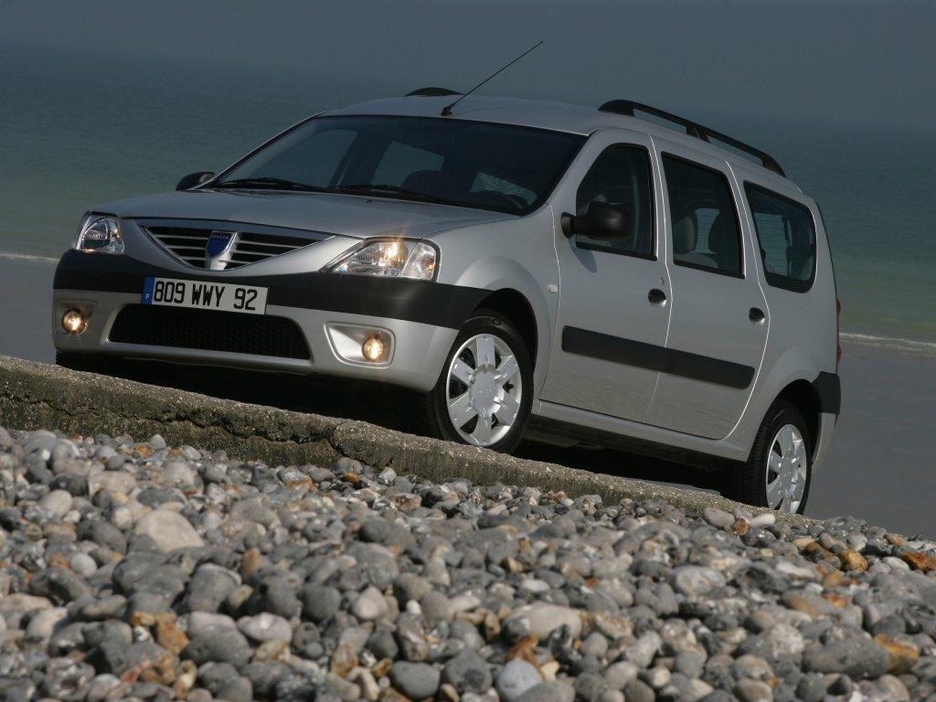 Dacia Logan Combi 2007 MCV Обои …