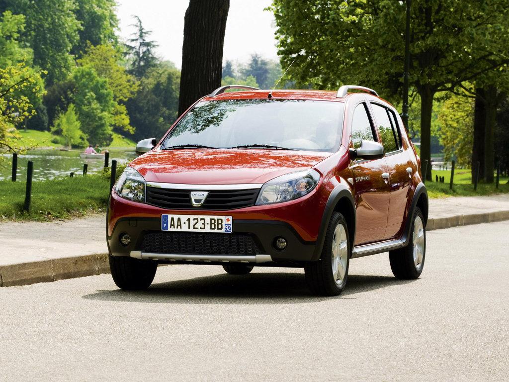 Продажи Dacia Sandero Stepway начнут…